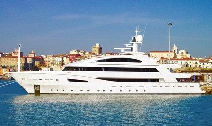 Beatrix Charter Yacht