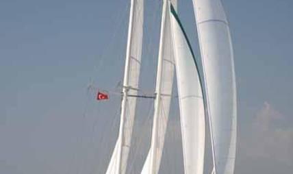 Ecce Navigo Charter Yacht - 4