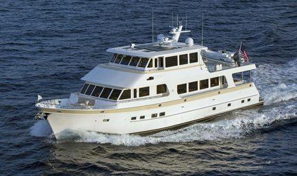 Eagle Charter Yacht