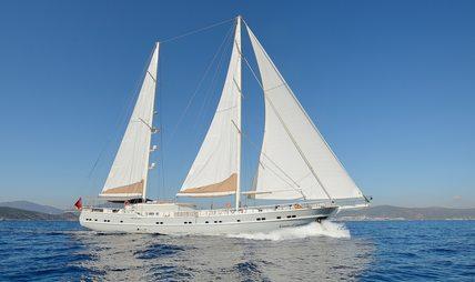 Queen of Salmakis Charter Yacht