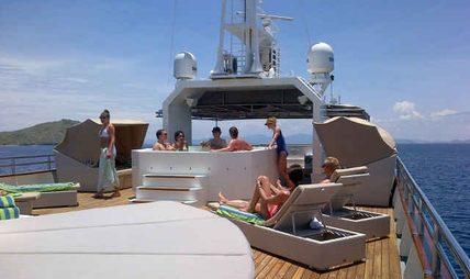 Salila Charter Yacht - 2
