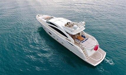 Elizabeth D Charter Yacht - 4