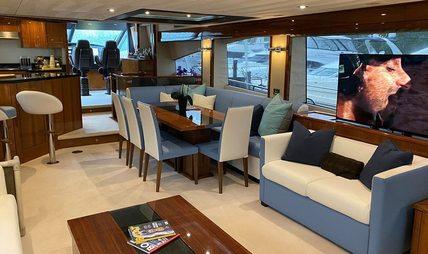 The Cabana Charter Yacht - 8