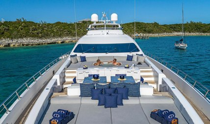 Incognito Charter Yacht - 2