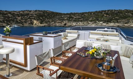 Alexia AV Charter Yacht - 3