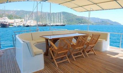 Izma Charter Yacht - 4