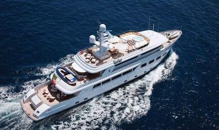 Baron Trenck Charter Yacht - 5
