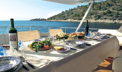 Oh Que Luna Charter Yacht - 5