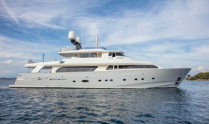 Ena Charter Yacht