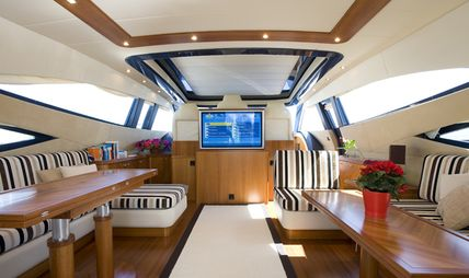 Liberty III Charter Yacht - 3