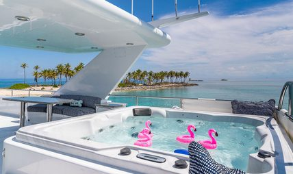 At Last Charter Yacht - 2
