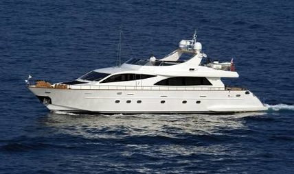 Mosaic Charter Yacht