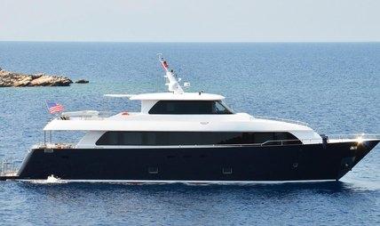 Nimir Charter Yacht