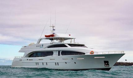 Grand Daphne Charter Yacht