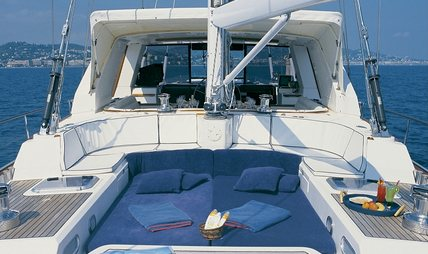 Persistence Charter Yacht - 3