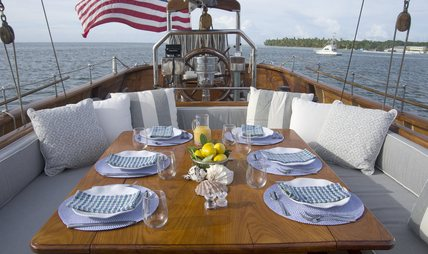 Eros Charter Yacht - 2