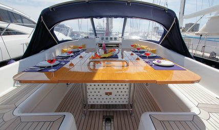 Billy Budd Charter Yacht - 5