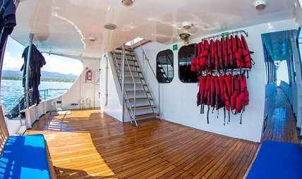 Tip Top IV Charter Yacht - 5