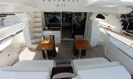 One More Time Charter Yacht - 2