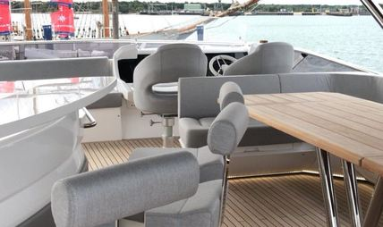 Blue Infinity Charter Yacht - 3