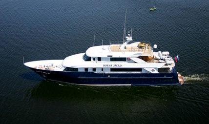 Nova Star Charter Yacht