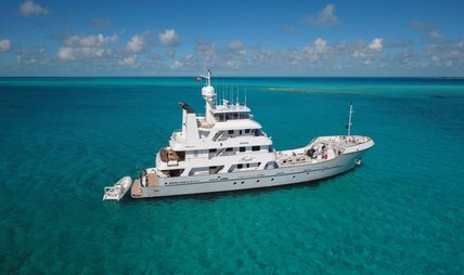 Friendly Confines Charter Yacht