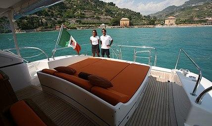 Aspra 38 Charter Yacht - 4