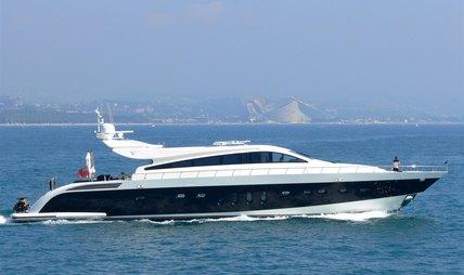 Cassinella Charter Yacht