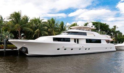 Wild Kingdom Charter Yacht