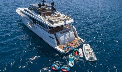 Dinaia Charter Yacht - 5