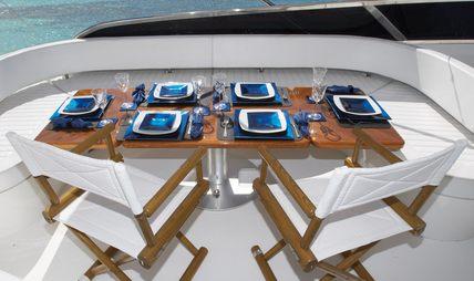 Jackie One Charter Yacht - 5
