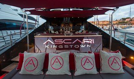 Ascari I Charter Yacht - 4