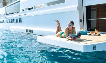 Ouranos Charter Yacht - 4