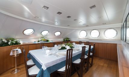 Paolucci Charter Yacht - 7