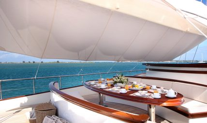 Riana Charter Yacht - 2