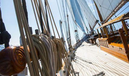 Shenandoah Charter Yacht - 4