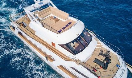 Wide Liberty Charter Yacht - 4