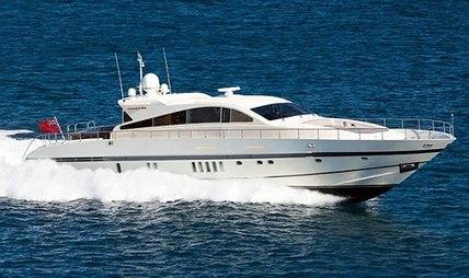 Churri Charter Yacht