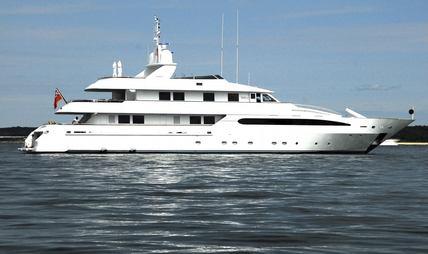 Princess Anna Charter Yacht