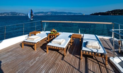 Anything Goes V Charter Yacht - 3