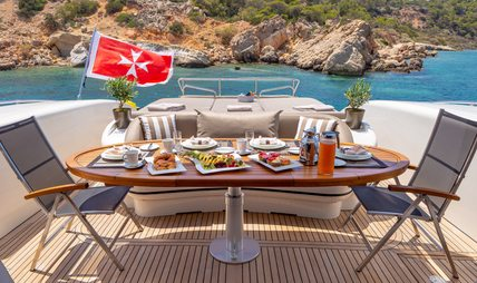 Cosmos I Charter Yacht - 4