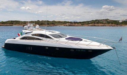 Aspire of London Charter Yacht