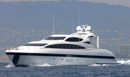 Serenada Charter Yacht