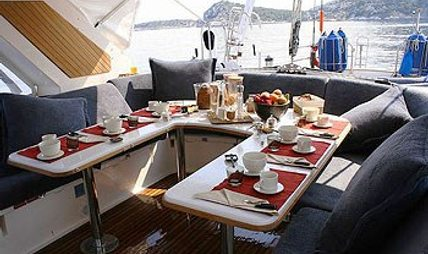 Demoiselles Charter Yacht - 5