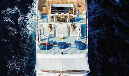 Illusion I Charter Yacht - 5