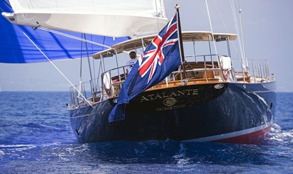 Atalante Charter Yacht - 6