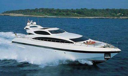 Daya Charter Yacht