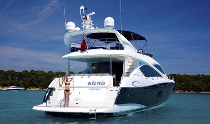 Blue Seas Charter Yacht - 2
