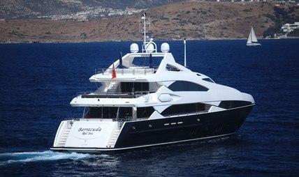 Barracuda Red Sea Charter Yacht - 5