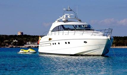 Manzana Charter Yacht